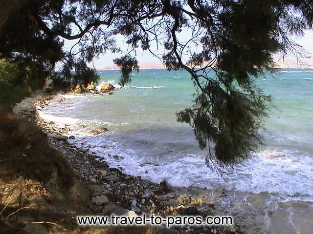 PARASPOROS BEACH - Parasporos beach: a lovely quiet beach.