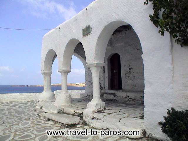 PARIKIA KASTRO - Follow the paved path and Know all the details of the local architecture.